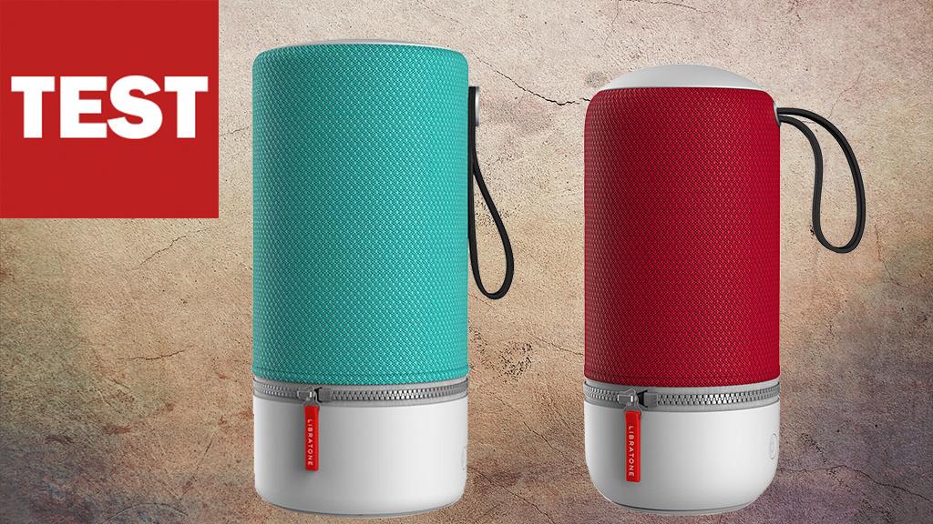 Libratone Zipp 2 und Zipp Mini 2: Smarte Boxen im Test