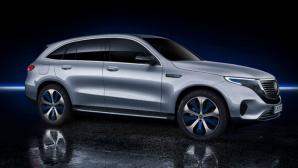Mercedes EQC©Mercedes-Benz