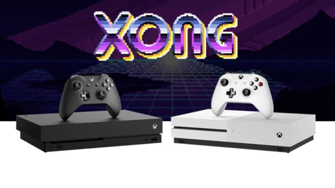 Xong: Xbox One©Microsoft