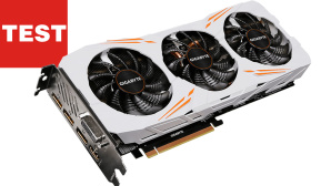 GigaByte GeForce GTX 1080 Ti Gaming OC©Gigabyte