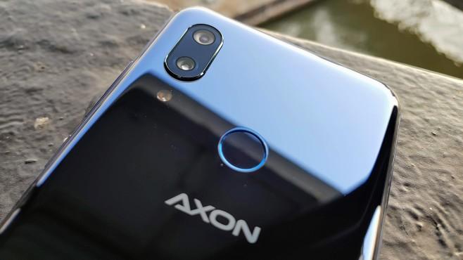 ZTE Axon 9 Pro: Dual-Kamera©COMPUTER BILD/Michael Huch