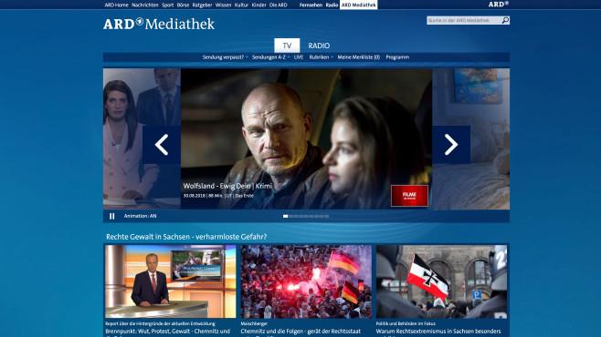 ARD Mediathek©ARD