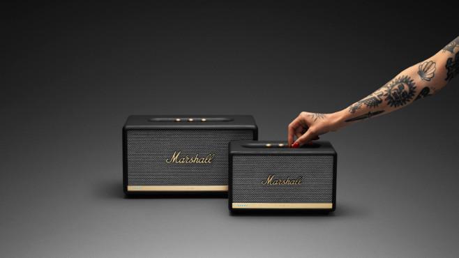 Marshall Smart-Speaker©Marshall