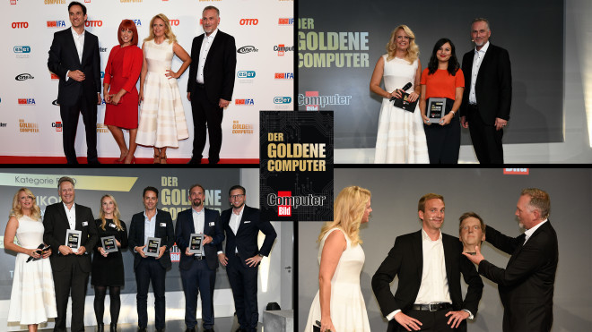 Goldener Computer 2018©Der Goldene Computer