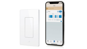 Eve Light Switch und App © Eve Systems
