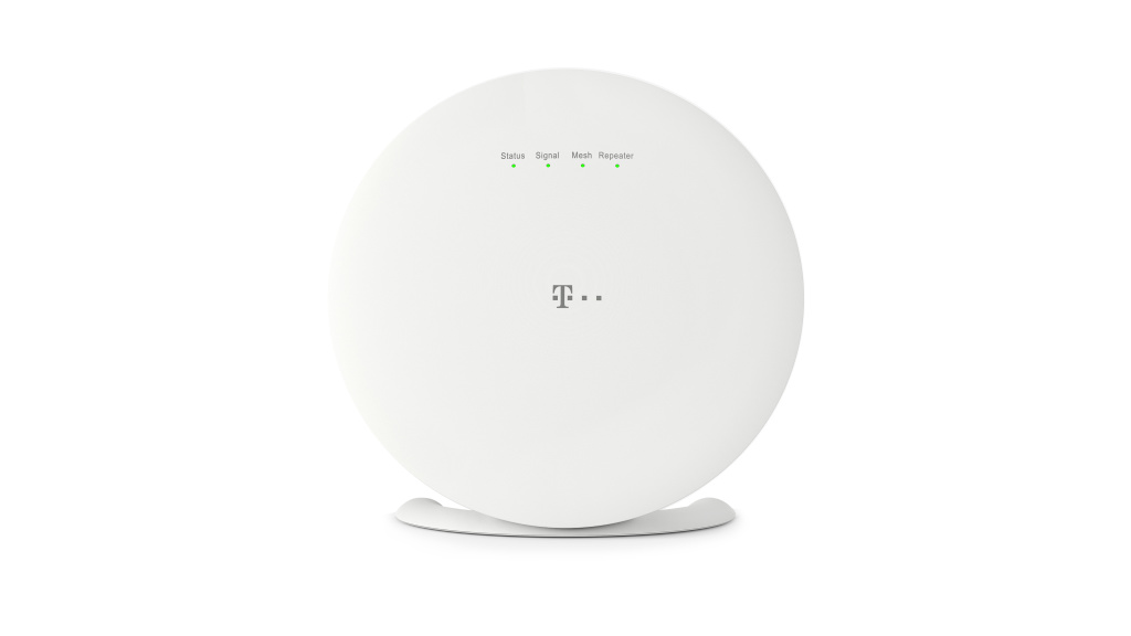 telekom speed home wifi wlan mesh repeater computer bild. Black Bedroom Furniture Sets. Home Design Ideas