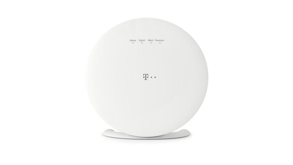 Telekom Speedport Smart 3 Mesh Set mit 1 Speed Home WiFi Repeater