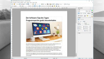 OpenOffice © COMPUTER BILD, The Apache Software Foundation