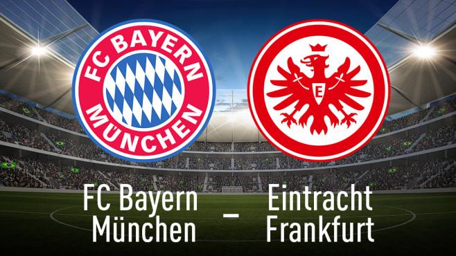 FC Bayern München vs. Eintracht Frankfurt©FC Bayern München, Eintracht Frankfurt, KB3 - Fotolia.com