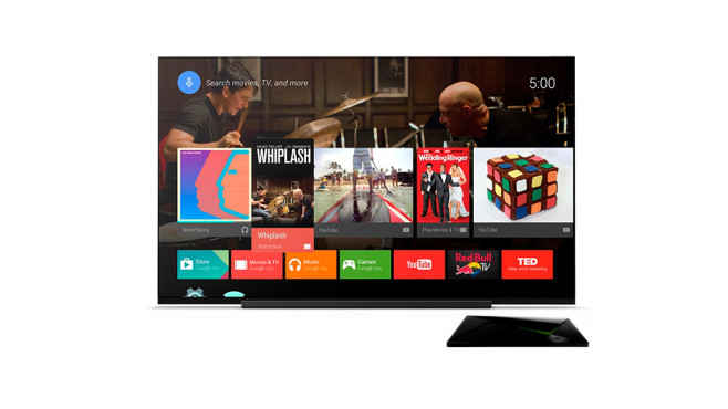 Android TV ©Google