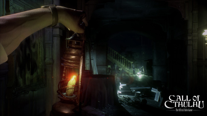 Call of Cthulhu © Focus Interactive