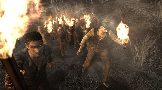 Resident Evil 4©Capcom