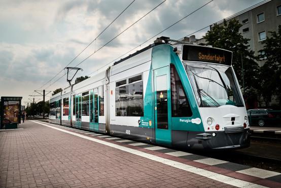 Straßenbahn©Siemens Mobility / www.siemens.de/presse