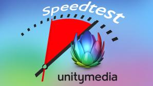 Unitymedia im Speedtest©Unitymedia, iStock.com/Imilian