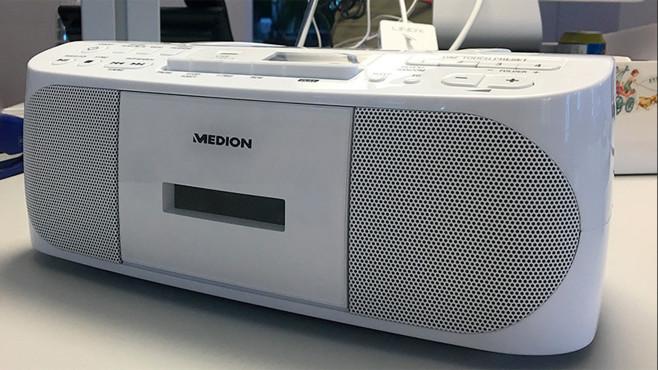 Medion Life E64070 im Praxis-Test©COMPUTER BILD, Medion