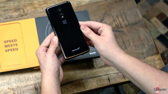 OnePlus 6T im Test: Neues Modell oder nur ein Facelift?©COMPUTER BILD