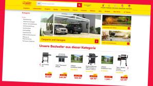 Neuer Sapr-Deal bei Netto für Gartenartikel©Screenshot Hersteller