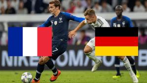 Frankreich – Deutschland©Boris Streubel / Getty Images