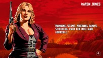 Red Dead Redemption 2 Starke Frauen © Rockstar Games