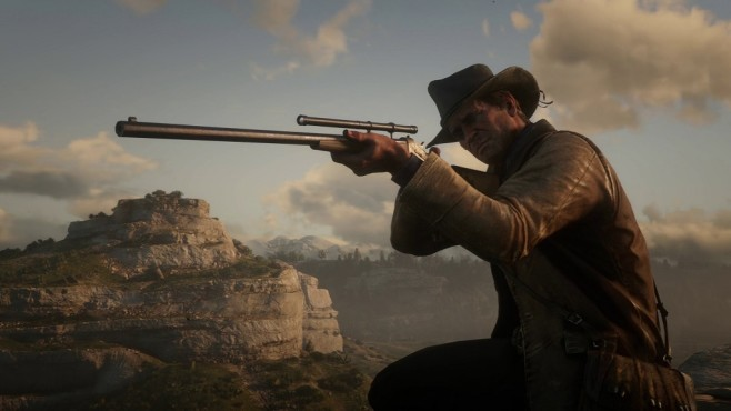 Red Dead Redemption 2 Waffen © Rockstar Games
