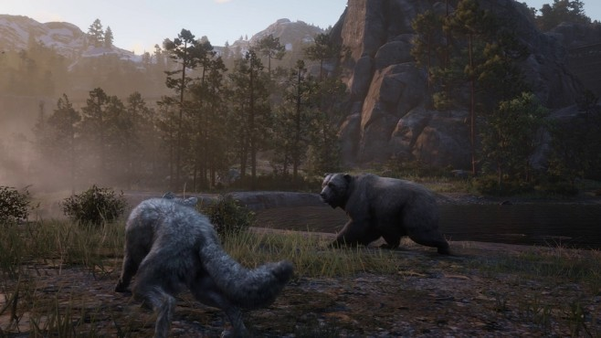 Red Dead Redemption 2 Wildlife © Rockstar Games