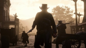 RDR2 Outlaws im Gegenlicht©Rockstar Games