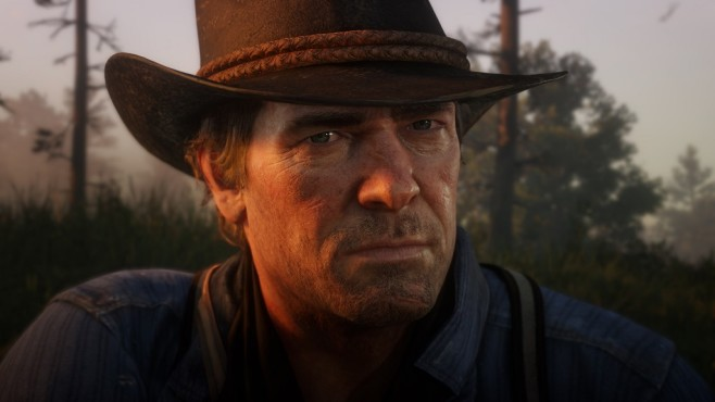 Red Dead Redemption 2 Arthur Morgan © Rockstar Games