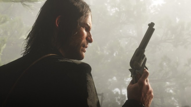 Red Dead Redemption 2 John Marston © Rockstar Games