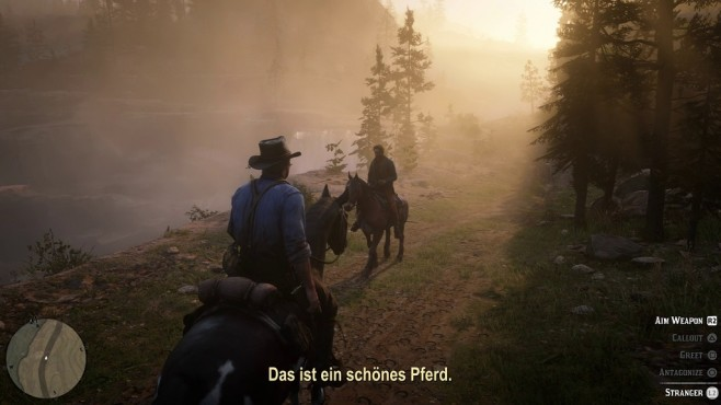 Red Dead Redemption 2 NPCs © Rockstar Games