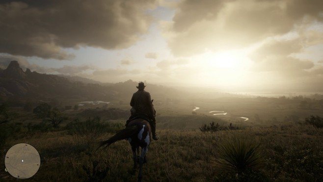 Red Dead Redemption 2 Open World © Rockstar Games