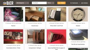 FuerBier.de: Screenshot der Webseite©FuerBier.de