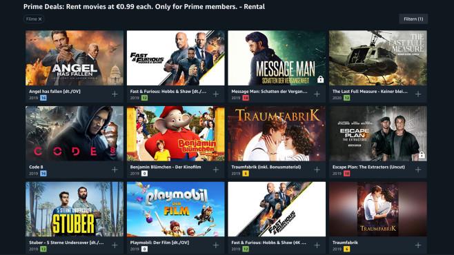 Amazon Prime Video: Prime Deals©Amazon