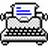 Icon - Maschinenschreiben Deluxe