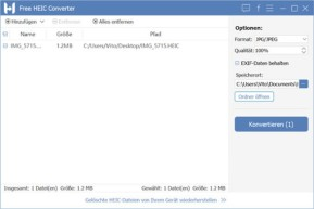 FonePaw Free HEIC Converter