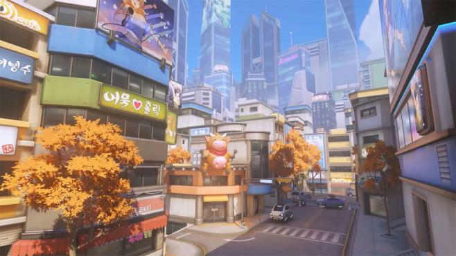Overwatch: Busan©Blizzard