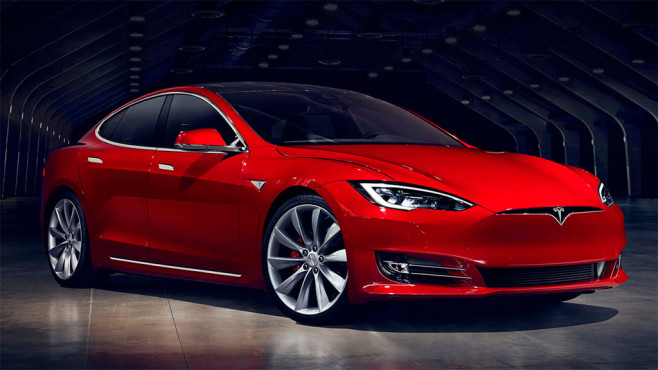 Tesla: Hacker öffnen Model S binnen zwei Sekunden! Das Keyless-Entry-System des Tesla Model S lässt aufgrund einer Sicherheitslücke binnen Sekunden knacken.©Tesla