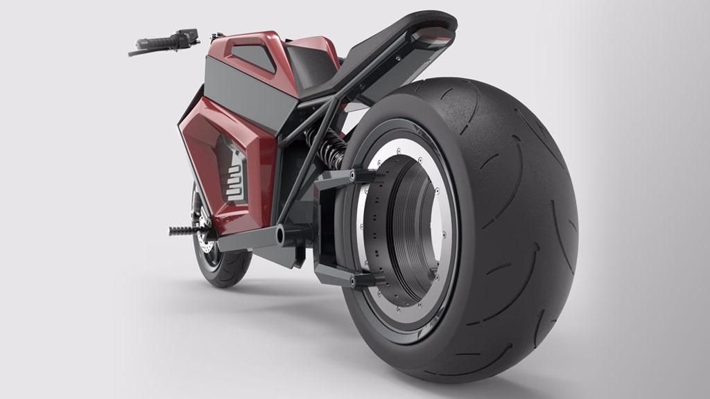 RMK E2: Dieses Elektro-Motorrad kommt aus der Zukunft