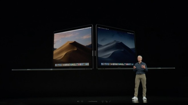 Apple Keynote 2018 © Apple, COMPUTER BILD