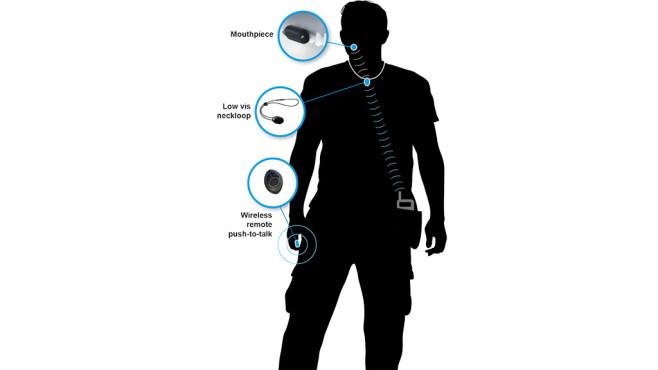 Molar Mic: Die US-Armee investiert Millionen in ein Backenzahn-Mikrofon! Das Molar Mic ermöglicht Kommunikation in lauten Umgebungen.©Sonitus Technologies