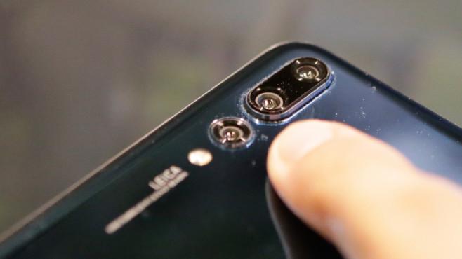 Huawei P20 Pro Triple-Cam©COMPUTER BILD