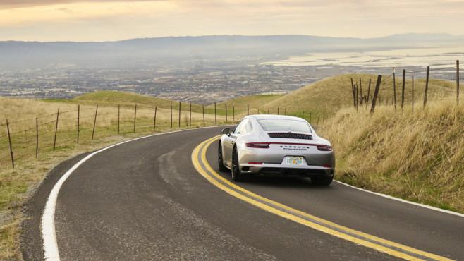 Porsche startet Carsharing-Angebot©Porsche AG