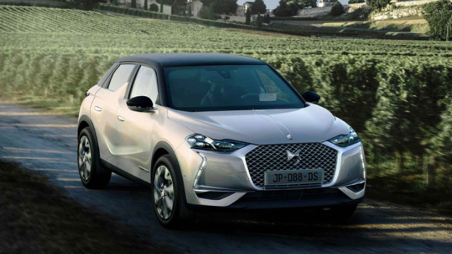 DS 3 Crossback©DS