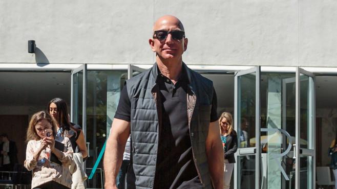 Jeff Bezos©Twitter / Jeff Bezos