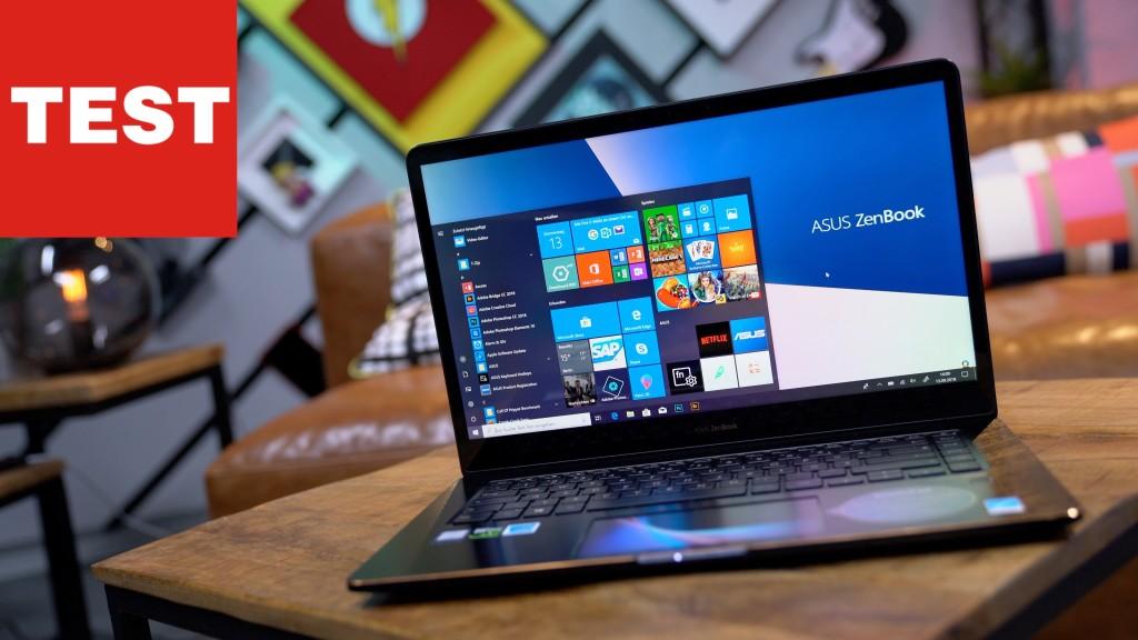 Asus Zenbook Pro Im Test Top Technik An Bord Computer Bild