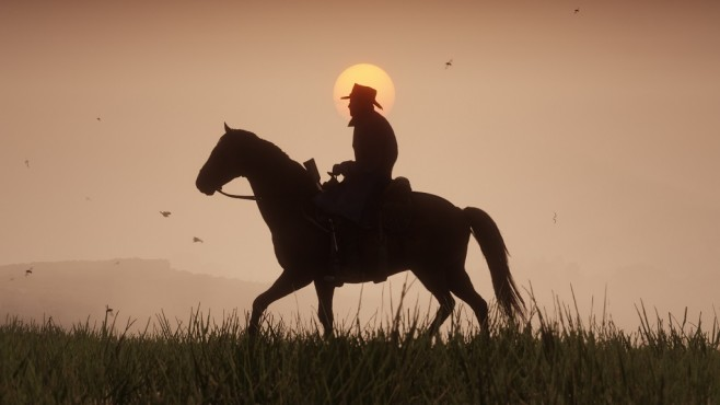 Screenshot aus Red Dead Redemption 2 © Rockstar Games