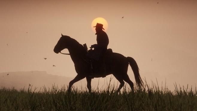 Screenshot aus Red Dead Redemption 2©Rockstar Games