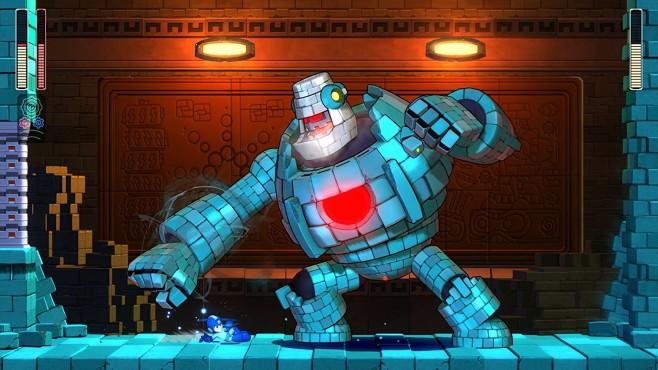 Mega Man 11©Capcom