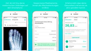 Vivy Gesundheits-App©Vivy