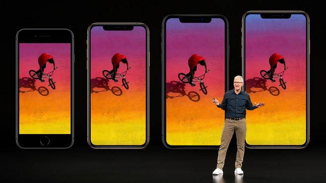 Apple iPhone©Apple, Justin Sullivan/gettyimages