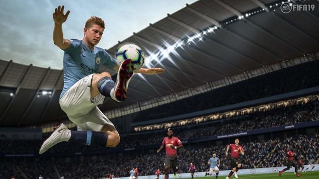 FIFA ©Electronic Arts